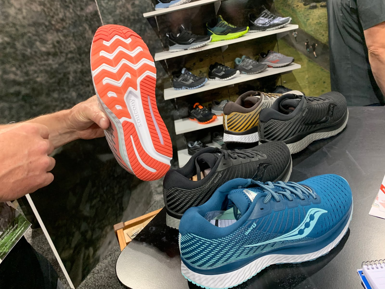 Best Cushioned Running Shoes 2020 Road Trail Run: 2020 Saucony Road Introductions: Triumph 17
