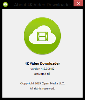 4k Video Downloader 4.7 Crack License Key