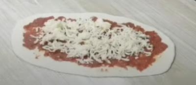 فطائر اللحم والجبن لذاذة