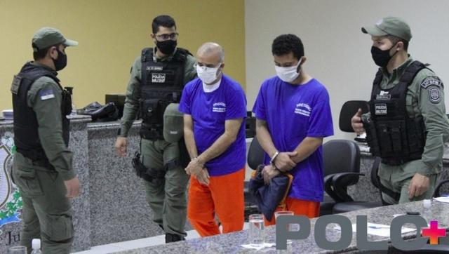 Mandante e executor da morte do radialista Claudemir Nunes são condenados a 27 e 30 anos de prisão
