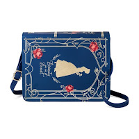 Beauty and the Beast Book Clutch Bag -Gift Ideas for Bookworms and Book Lovers