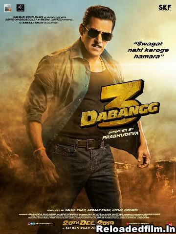 Dabangg 3 – (2019) Full Movie Download 480p 720p 1080p