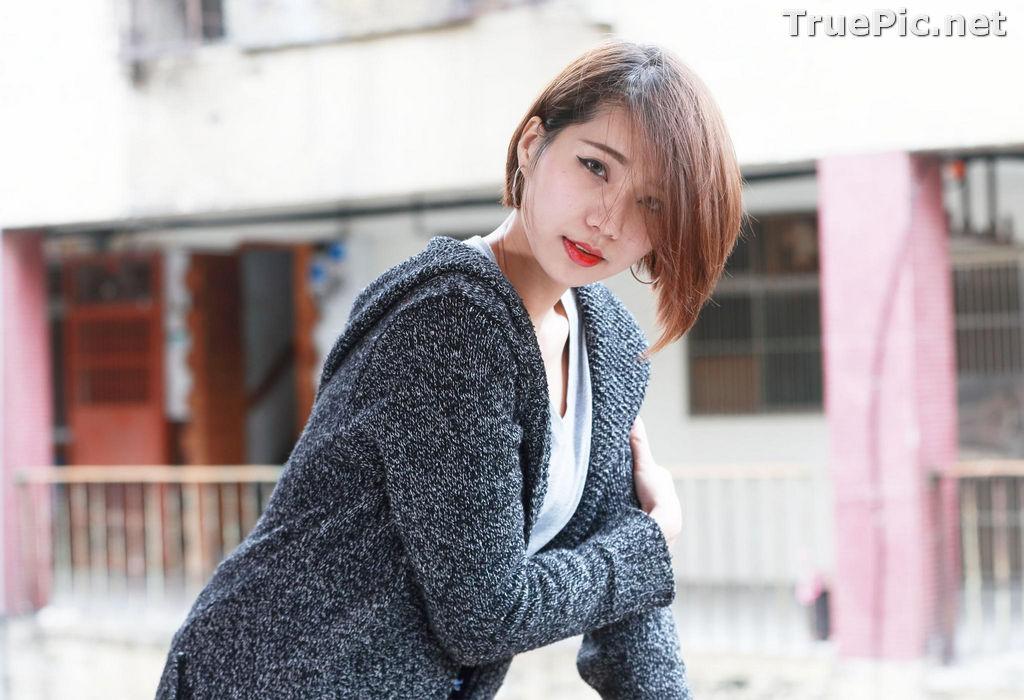 Image Pretty Taiwan Showgirl - 黃竹萱 - Beautiful Long Legs Girl - TruePic.net - Picture-6