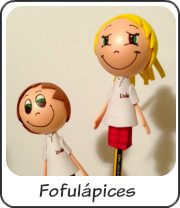 Fofulápices personalizados