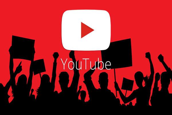اتهامات حادة ليوتيوب بممارسة الرقابة على المستخدمين