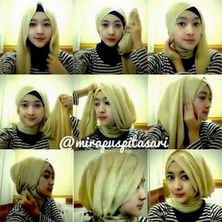 Permalink to Bergaya Simple dan Tidak Ribet saat Wisuda dengan Tutorial Hijab Modern Wisuda Simple