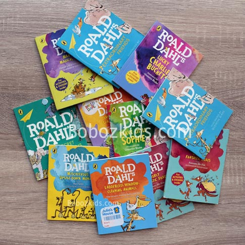 Roald Dahl Books in Port Harcourt, Nigeria