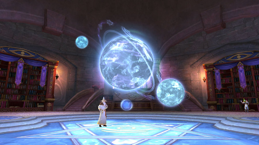 The Qwillery: MMORPG Crusaders of Light -