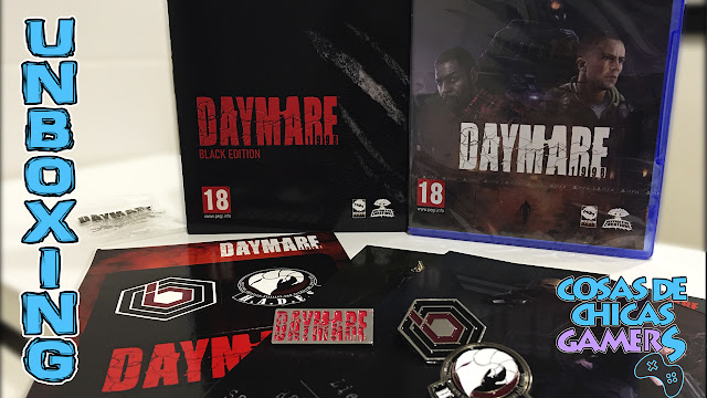 Daymare: 1998 Unboxing Black Edition