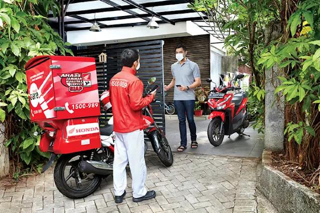 Keuntungan Menggunakan Jasa Servis Panggilan dari Bengkel Resmi Honda