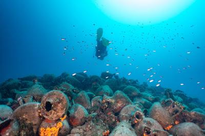 Το ναυάγιο της Περιστέρας στην Αλόννησο θα είναι επισκέψιμο το καλοκαίρι του 2020