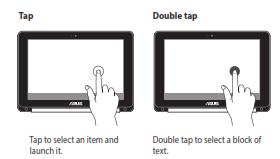 ASUS Chromebook Flip C100PA Manual PDF (English) / User Guide
