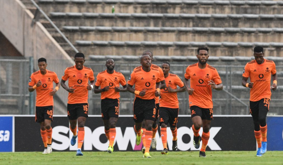 Orlando Pirates will look to move up the standings with victory over Bloemfontein Celtic