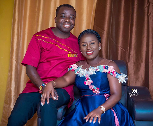 Gospel musician, Diana Hamilton celebrates fifteen years of marriage