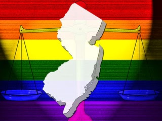 from Easton gay law marriage nj