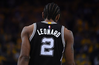 Kawhi Leonard wants out