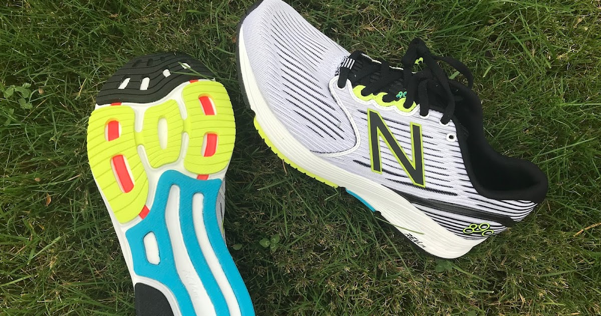 New Balance 890v6 Review: A Firm, Stable Rocket - Road Trail Run