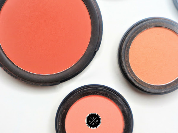 Here are Three Blushes for Morenas Like Me