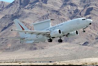 Pesawat AEW&C E-7A Wedgetail