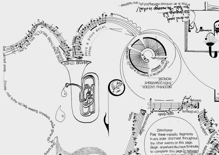 Re-Composing: Radical Voyages with Burr Van Nostrand