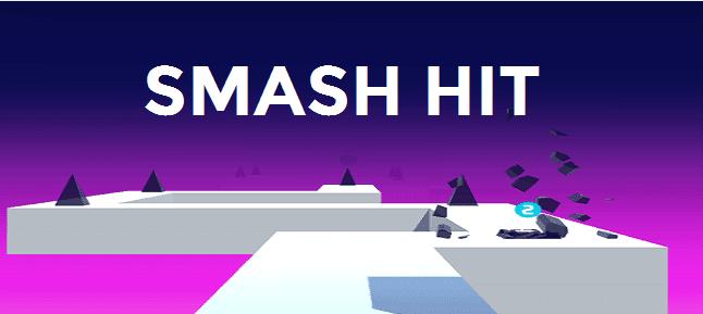 Smash Hit أفضل ألعاب اندرويد بدون نت أوفلاين 2021 مجانا بجودة عالية
