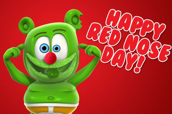 Red Nose Day Wishes Images