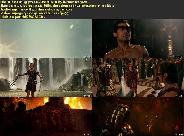 Descargar Dioses de Egipto Latino por MEGA.