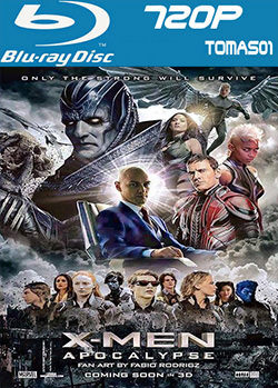 X-Men: Apocalypse (2016) BDRip m720p / BRRip 720p