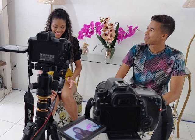 Menino Avião fala com a reportagem do Obaianao após sete anos de ter seu vídeo viralizado e ir parar no programa Domingo Show
