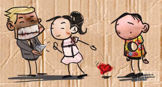 Cinta Bukan Masalah Bagaimana Kamu Memilikinya, Tetapi Bagaimana Kamu Membuatnya Bahagia