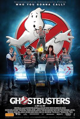 Sinopsis Film Ghostbusters 2016