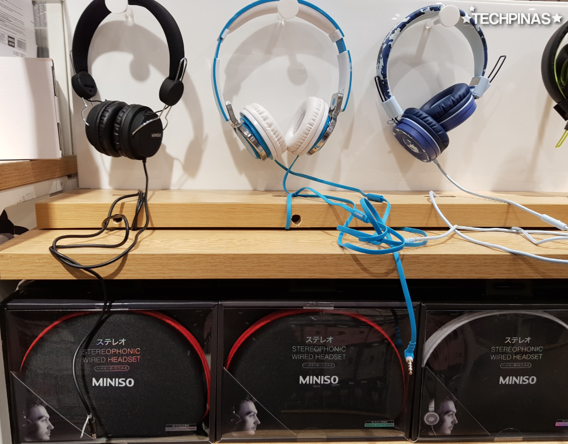 Miniso Philippines Sells Affordable Earphones Powerbanks Speakers And Charging Cables Techpinas