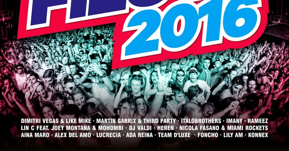 I like fiesta 2016 dance house festival hits latino for House hits 88