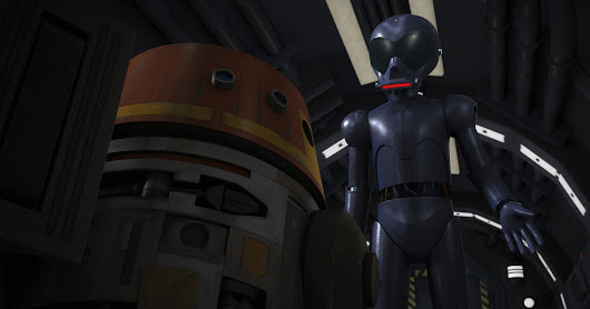 "Star Wars Rebels review: ""The Forgotten Droid"" 