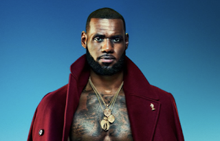 LeBron James graces GQ magazine as cover model, named 'Greatest Living Athlete'
