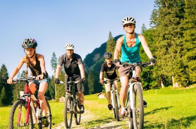 ¿Empiezas en el ciclismo?