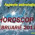 Aspecte astrologice în horoscopul februarie 2017