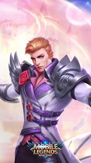 Alucard Romantic Fantasy Heroes Fighter Assassin of Skins Valentine V1