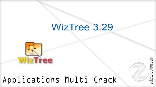 WizTree 3.29  |  3.51 MB