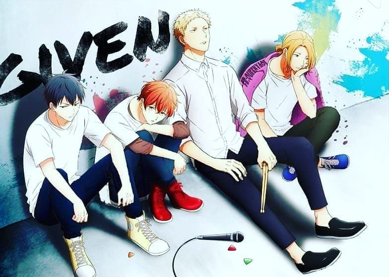 Given Batch Subtitle Indonesia