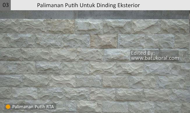 jual batu untuk dinding