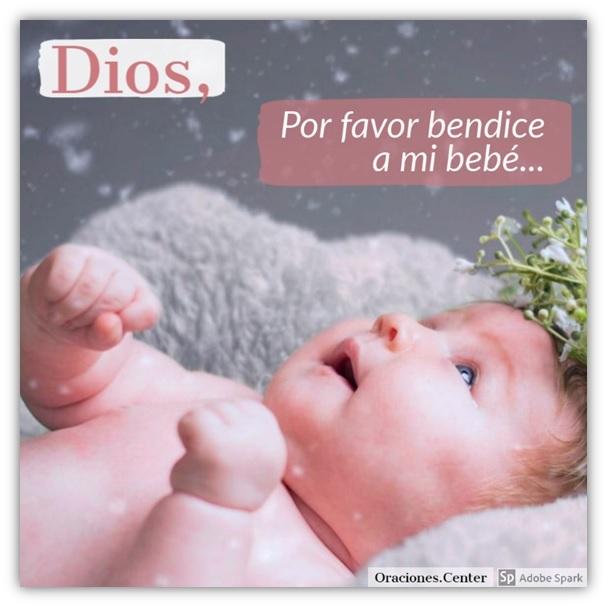 Oraciones para Presentación de Bebé