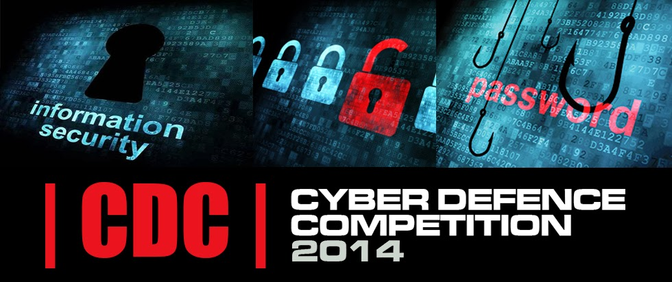 CDC Cyber Defence Competition 2014