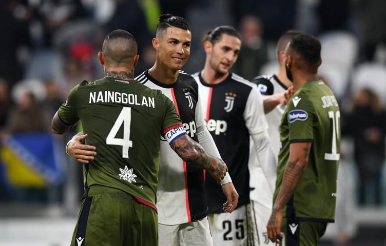 Ronaldova i Rabiotova izjava nakon susreta sa Cagliarijem