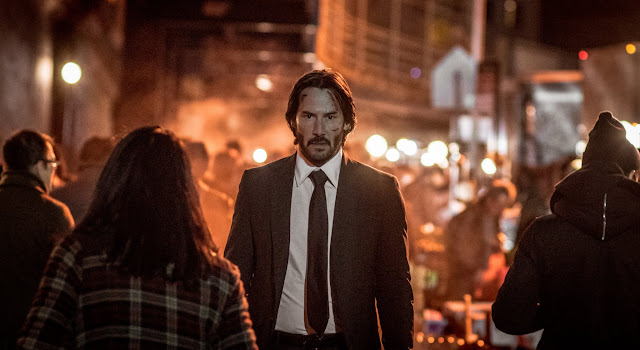 John Wick: Chapter 2 Keanu Reeves as John Wick