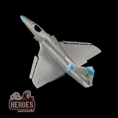 A-4 Skyhawk Wings for Platz/Eduard kit picture 1
