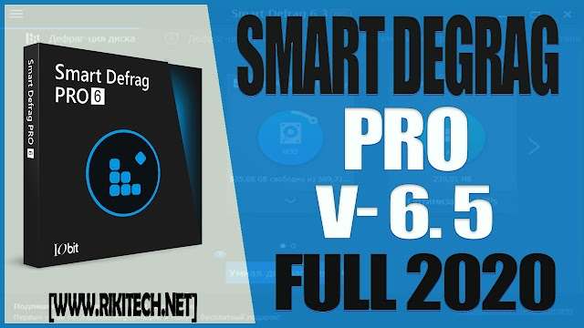 Iobit Smart Defrag 6.5