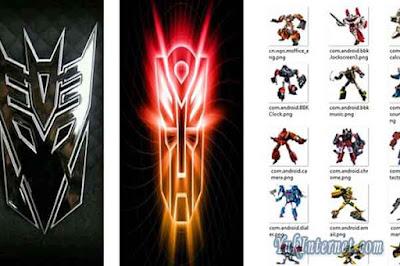 download tema vivo transformers
