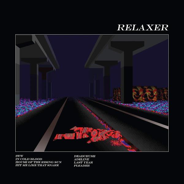 alt-J - RELAXER Cover
