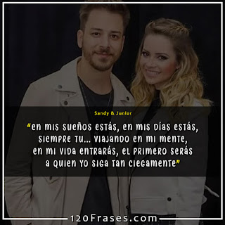 Frases de Sandy & Junior 05